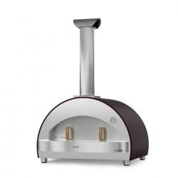 Alfa 4 Pizze Oven - Top Only Grey