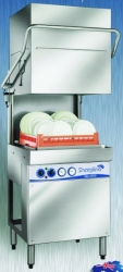 Commercial Dishwasher Model SSS-1000 - Click for more info