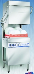 Commercial Dishwasher Model SSS-750 - Click for more info